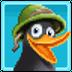 疯狂企鹅高清版 LOGO-APP點子