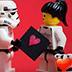 机器人爱情魔秀桌面主题(壁纸美化软件) LOGO-APP點子