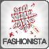 Fashionista LOGO-APP點子
