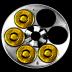手枪电池小部件 工具 LOGO-玩APPs