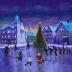 圣诞溜冰场动态壁纸 個人化 LOGO-玩APPs