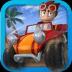 疯狂沙滩大卡车 賽車遊戲 LOGO-阿達玩APP