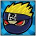 忍者跳跃 Ninja Go! 動作 LOGO-玩APPs