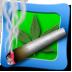 模擬App 大雪茄 LOGO-3C達人阿輝的APP