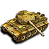 坦克怒火 LOGO-APP點子