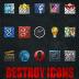 Destroy主题包 工具 App LOGO-硬是要APP