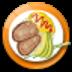 天下美食 生活 App LOGO-硬是要APP