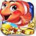 欢乐捕鱼 益智 App LOGO-APP試玩