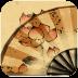 中国风水墨荷花折扇锁屏 個人化 App LOGO-APP試玩