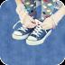 非主流帆布鞋锁屏 個人化 App Store-愛順發玩APP