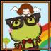 GO主题-爱上青蛙 LOGO-APP點子