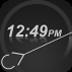 GO锁屏主题黑色简约 工具 App LOGO-APP試玩