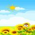阳光向日葵泡泡动态壁纸 個人化 App Store-癮科技App