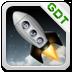 GO锁屏主题火箭升空解锁 工具 App LOGO-硬是要APP