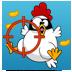 疯狂的小鸡 LOGO-APP點子