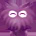 紫色小精灵 LOGO-APP點子