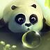 熊猫噗通动态壁纸 個人化 App LOGO-硬是要APP