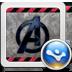 点心桌面•美国队长-复仇者联盟主题 工具 LOGO-玩APPs