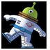太空跳跃 LOGO-APP點子