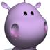 可爱小河马 角色扮演 App LOGO-硬是要APP