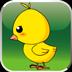 淘气的小鸡 LOGO-APP點子
