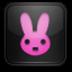 小兔踩铃铛 LOGO-APP點子