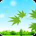 绿色阳光动态壁纸 個人化 App LOGO-硬是要APP