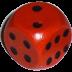 3D掷骰子 LOGO-APP點子