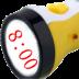 时钟手电筒 LOGO-APP點子