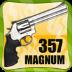 357马格南左轮手枪 LOGO-APP點子