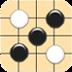 欢乐五子棋 棋類遊戲 App LOGO-硬是要APP