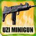 枪:乌兹机枪 LOGO-APP點子