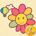 YOO主题-太阳花的旅行 LOGO-APP點子