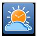 天气时钟插件专业版解锁器 工具 App LOGO-硬是要APP