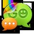 GO短信春天主题 LOGO-APP點子