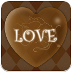 GO主题—爱的巧克力 工具 LOGO-玩APPs