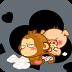 嘻哈猴动态壁纸锁屏 個人化 App Store-愛順發玩APP