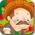 开心农场-水果也疯狂 益智 App LOGO-APP試玩