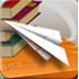 趣味纸飞机 LOGO-APP點子