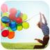 Galaxy S4 气球动态壁纸 個人化 App LOGO-硬是要APP