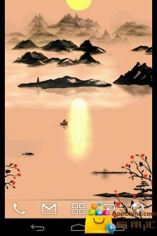 禅意湖水动态壁纸安卓版下载 禅意湖水动态壁纸 1.0.3手机版免费下