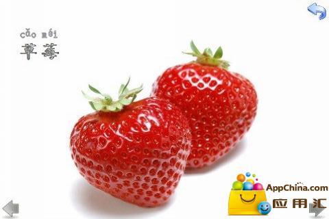 水果蔬菜钩针编织图解