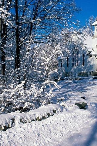 雪中别墅壁纸 下载 雪中别墅壁纸 安卓版下载 雪中别墅壁纸 1.0手机版