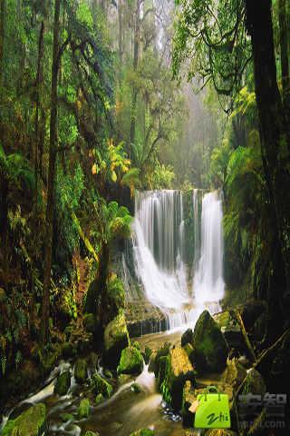 描写自然风景的片段