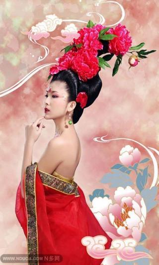 古典美女壁纸下载 古典美女壁纸安卓版下载