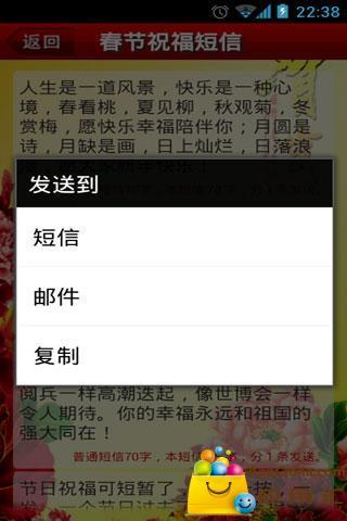 春节祝福短信2013