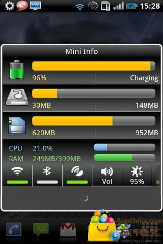 Mini Info 系统小信息