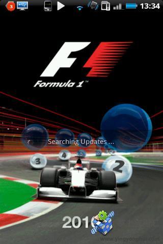F1 实时赛场跟踪