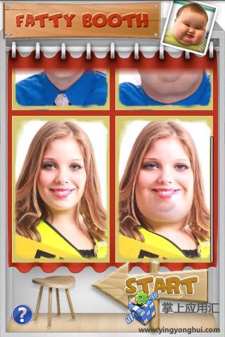 肥胖模拟器