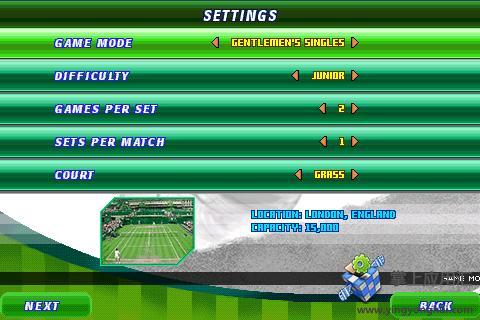 温布尔登网球公开赛2009截图1
